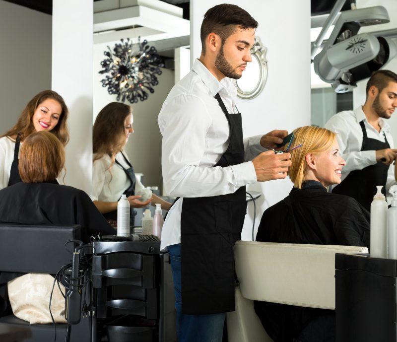 find a hair stylist