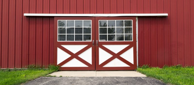 sturdy barn doors