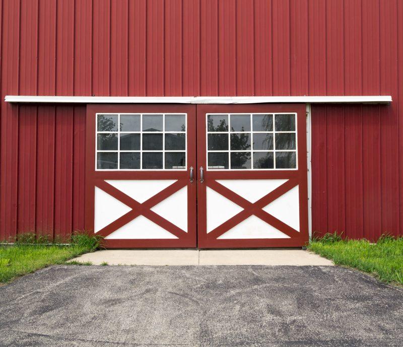 sturdy barn doors
