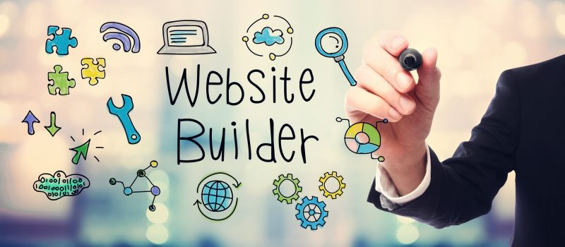 website builder comparison