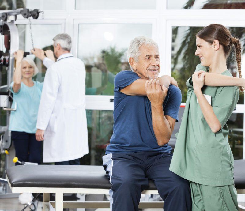 physical rehabilitation center