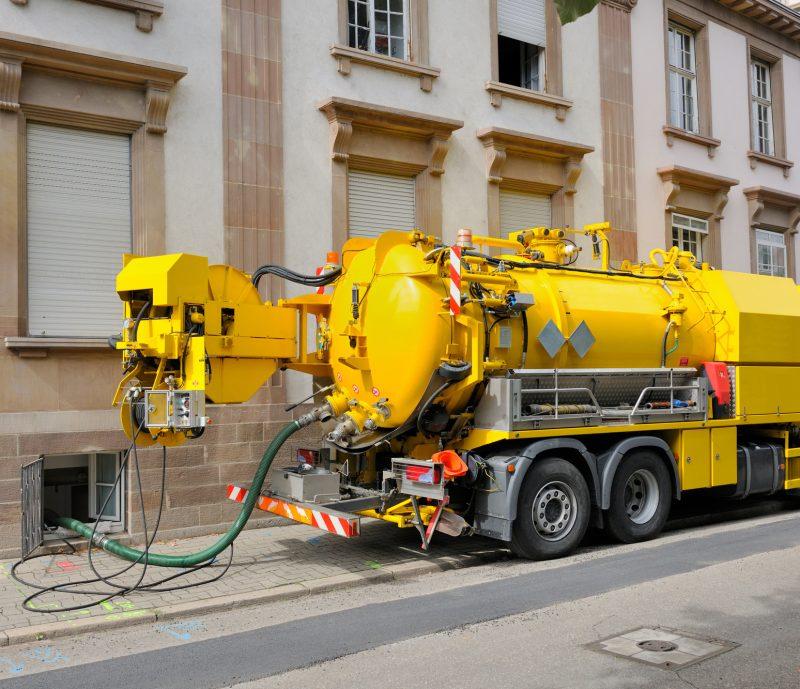 wastewater tanks