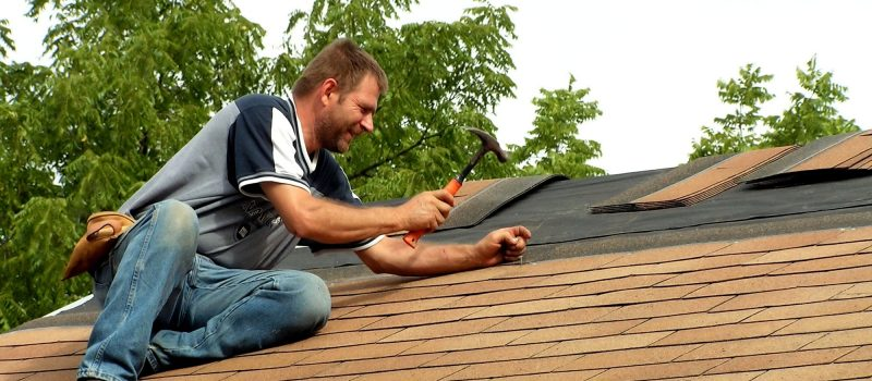 diy roofing repairs