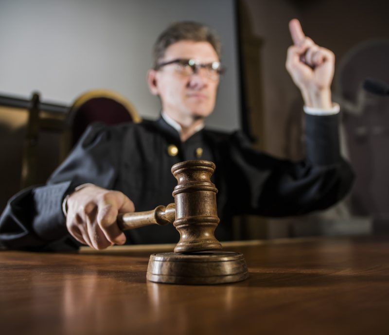 representing yourself in criminal court