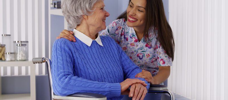hiring a caregiver for in home help