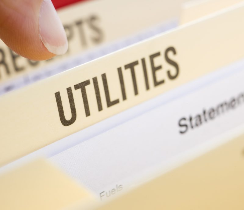 save on utilities