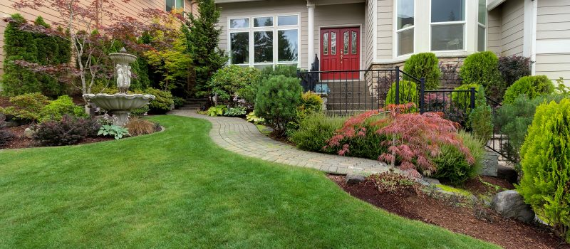 unique landscaping ideas