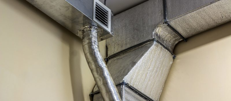air conditioner duct cleaning