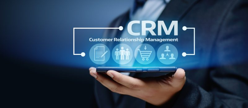 how to use crm