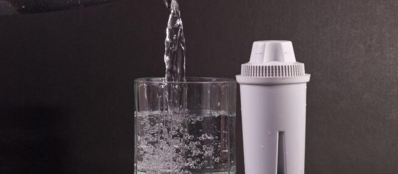 type of water filtration