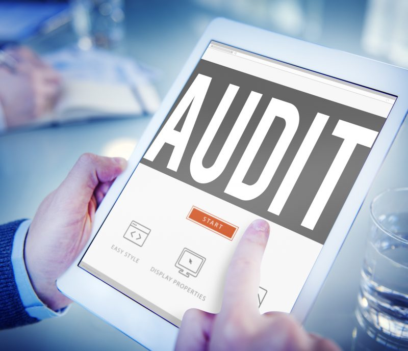 website audit checklist