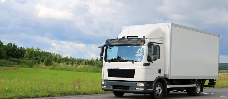 buying a commercial truck
