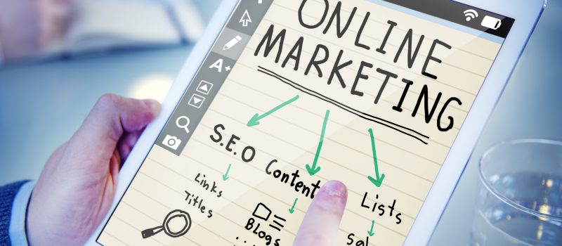 online advertising for small business