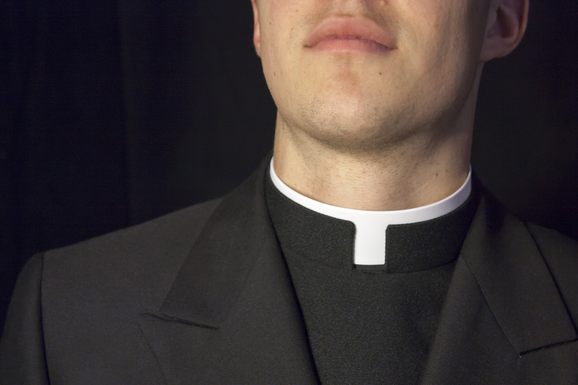 clergy man