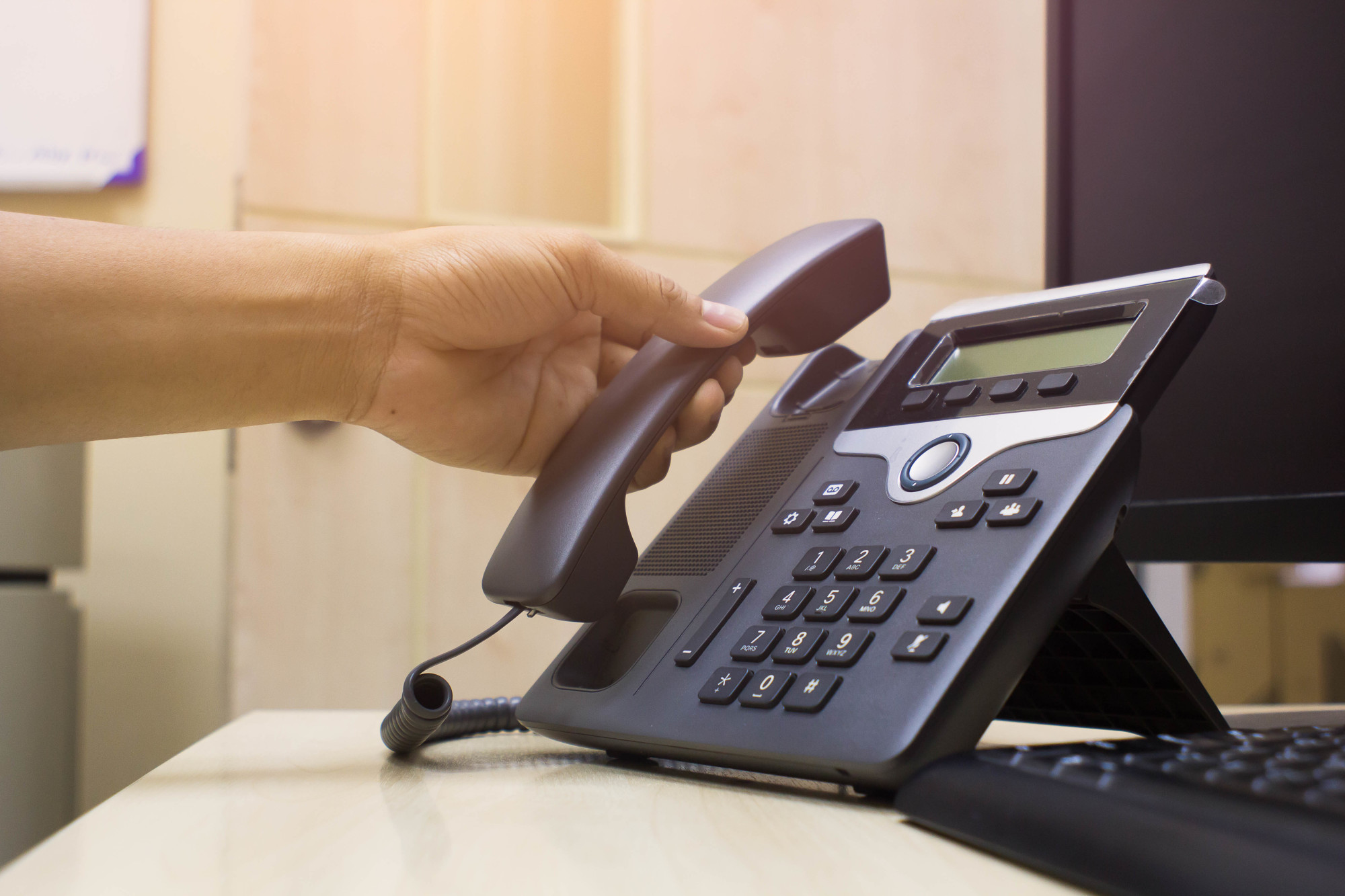 SIP Trunking on a Workplace
