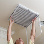 Replacing an Aircon Filter