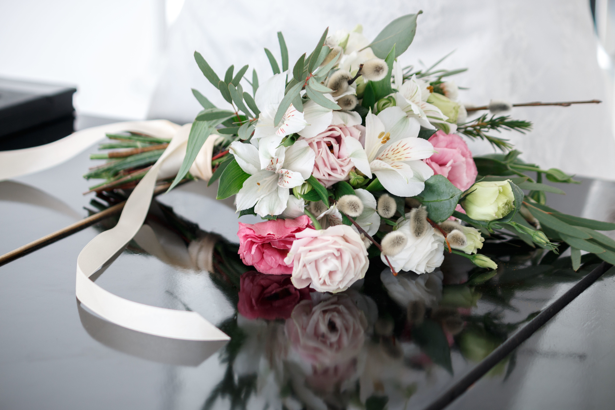 Flowers for a Funeral