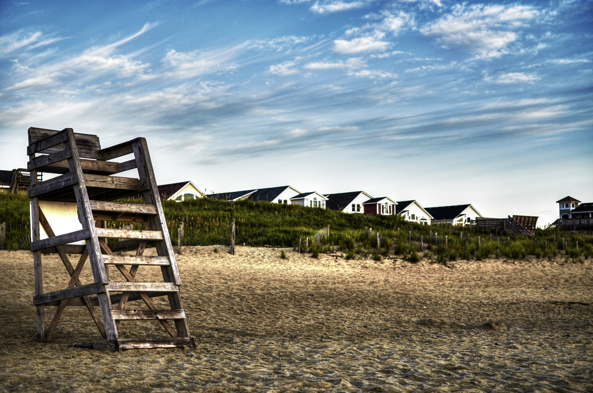 Houses on the Outer Banks