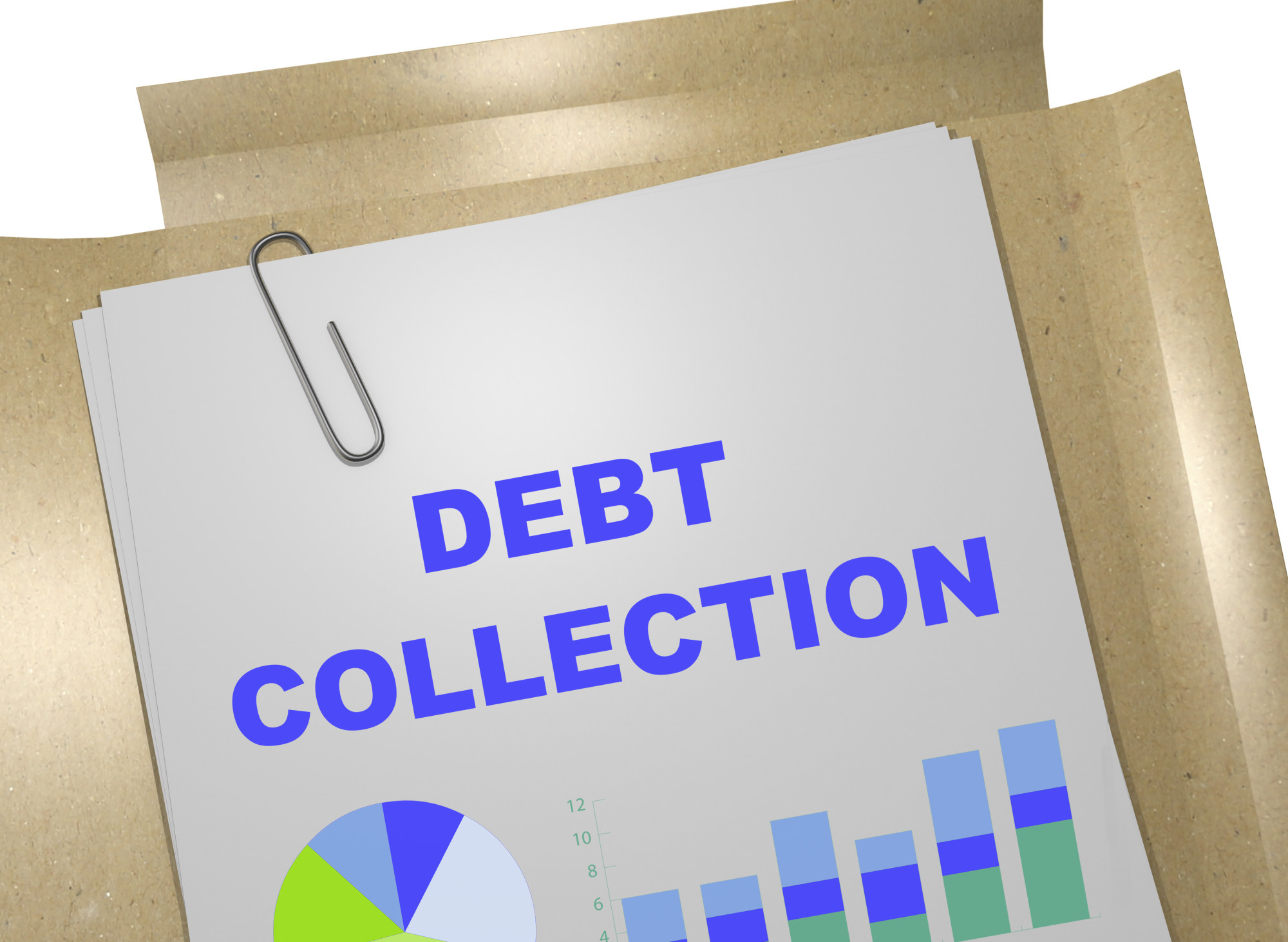 Debt Collection Visualized
