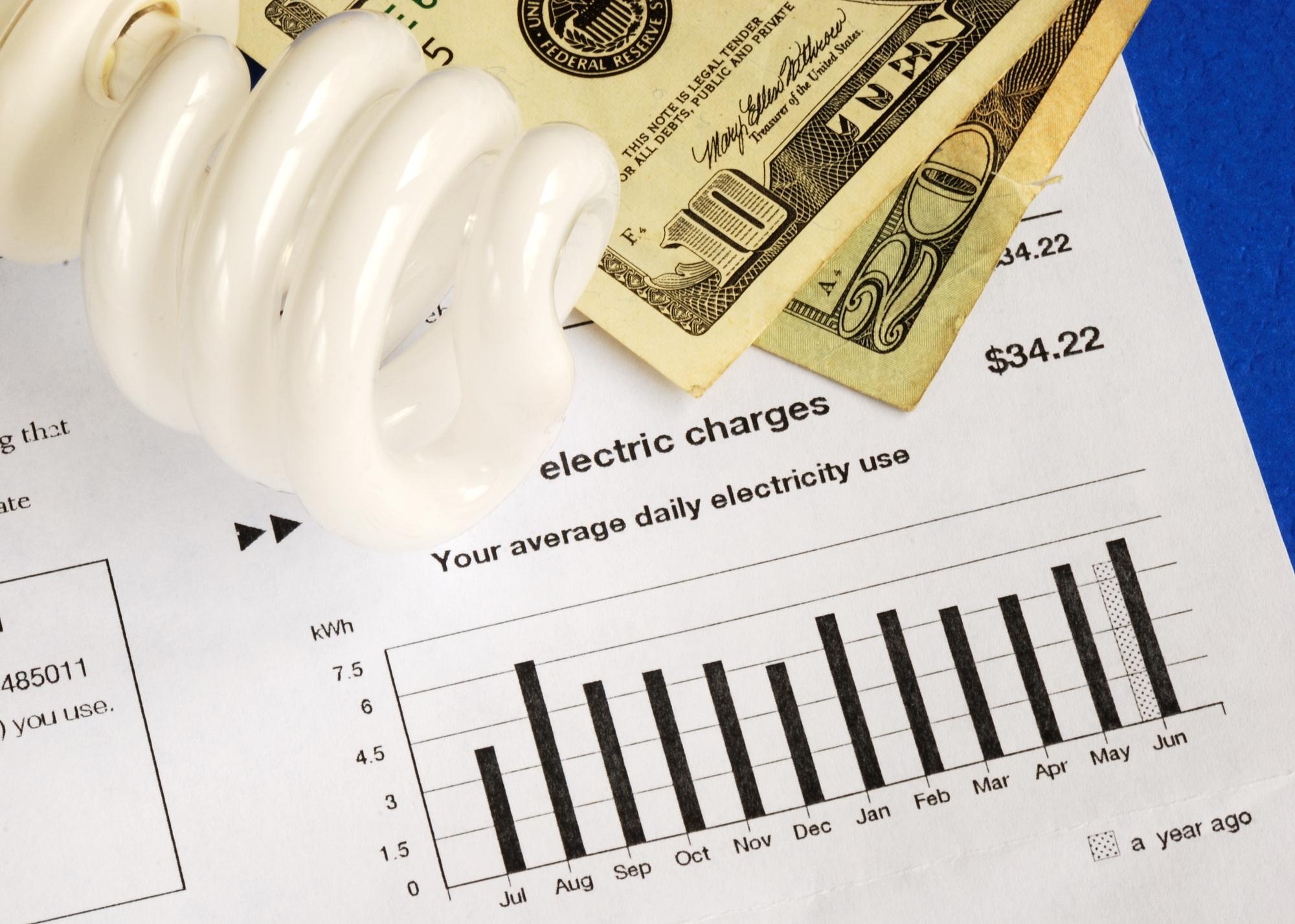 Electric Bill Savings
