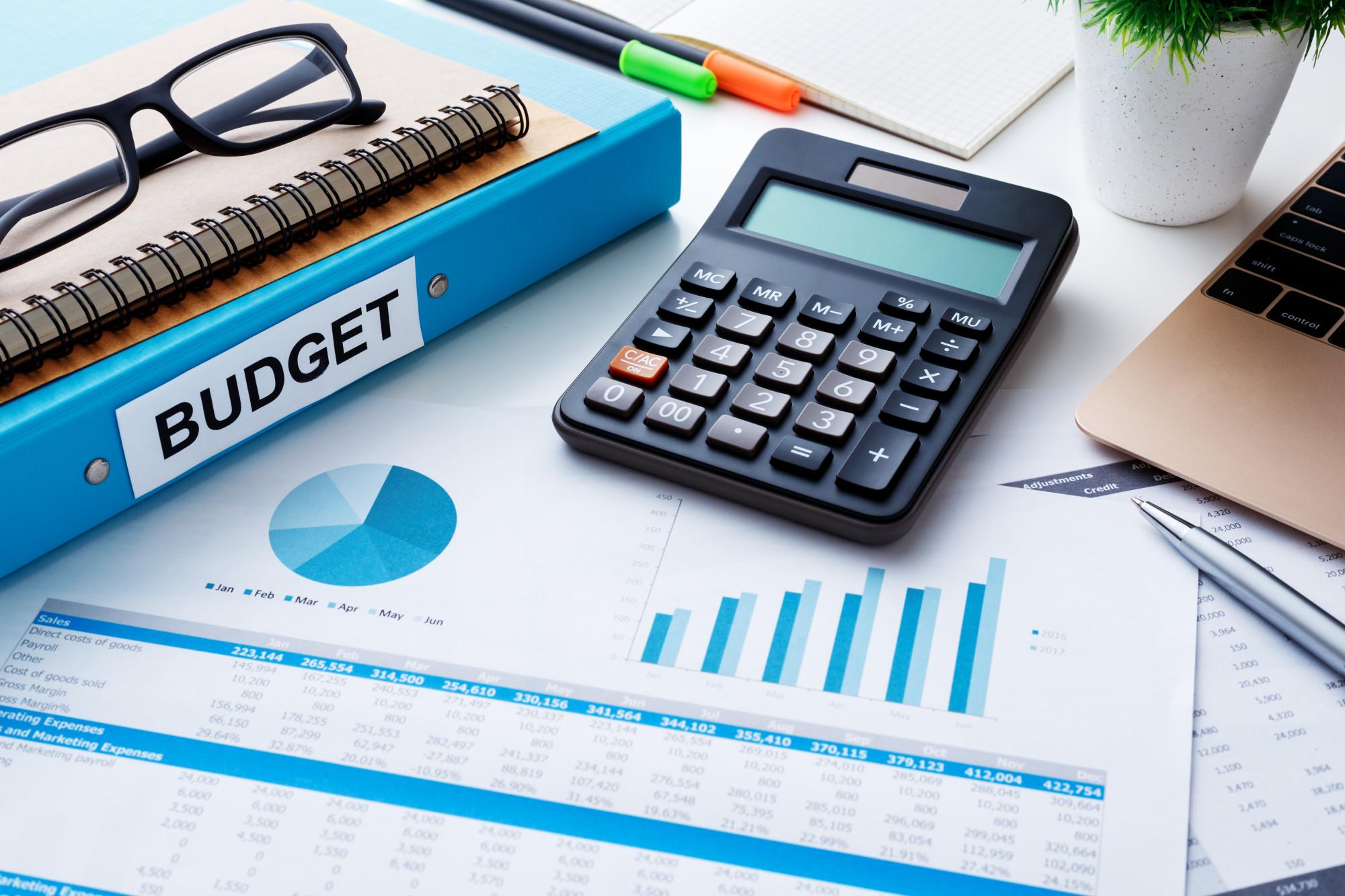 Entrepreneur Budgeting