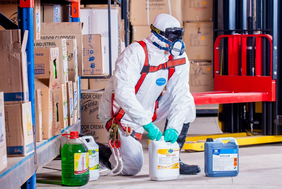 Business Chemicals Purchasing