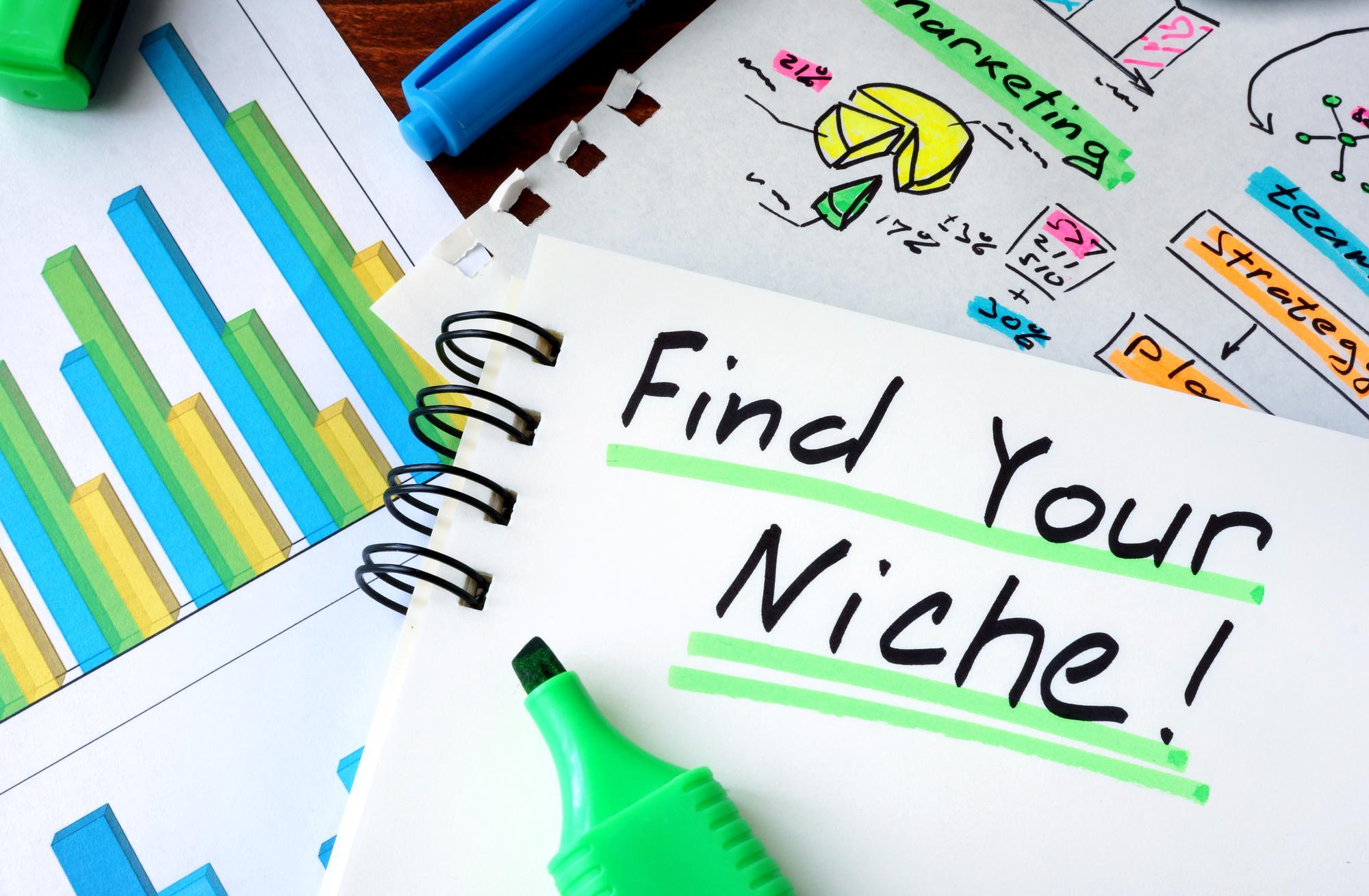 Digital Marketing Niche Business