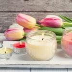 Diffuser vs. Candle