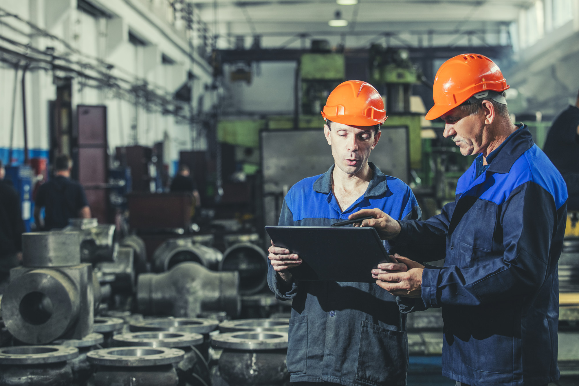 Improving Manufacturing Efficiency