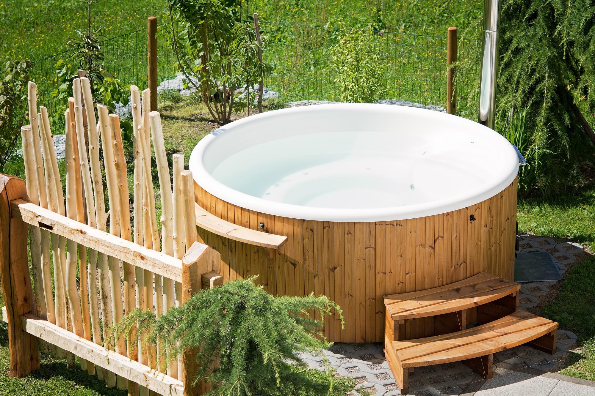 Hot Tub Maintenance