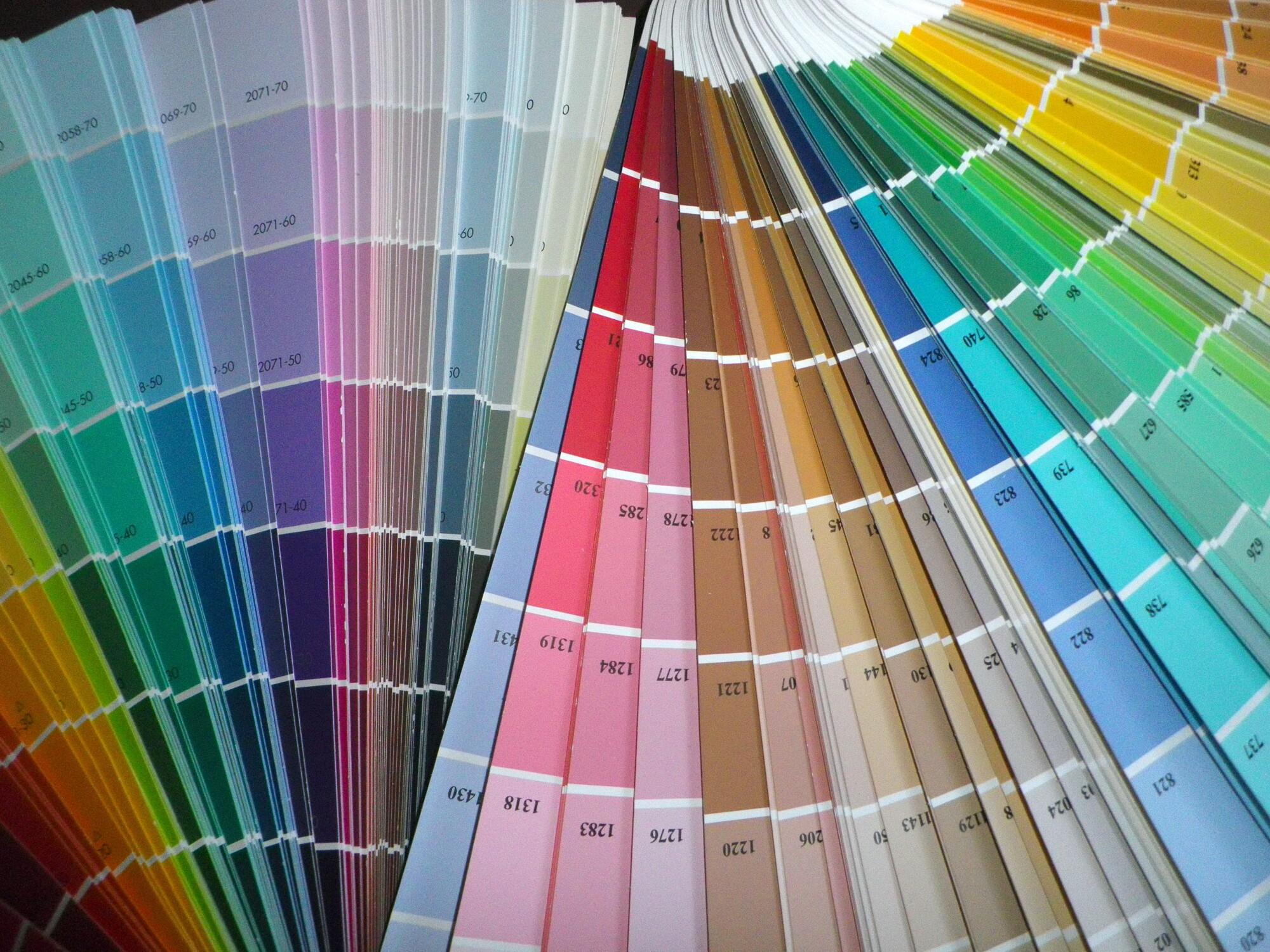 2021 Paint Color Trends