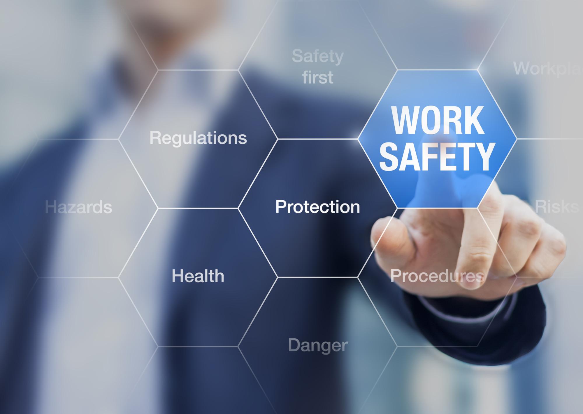 Essential Work Safety Tips