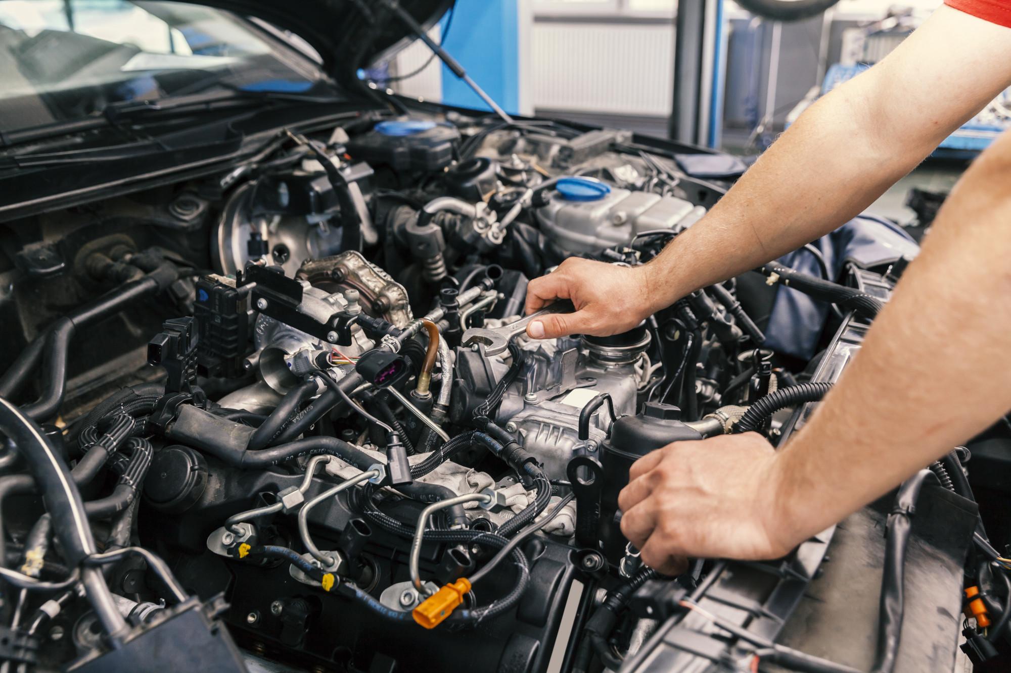 Purchasing Car Parts