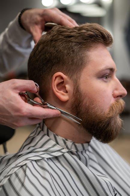 Beard Grooming Mistakes