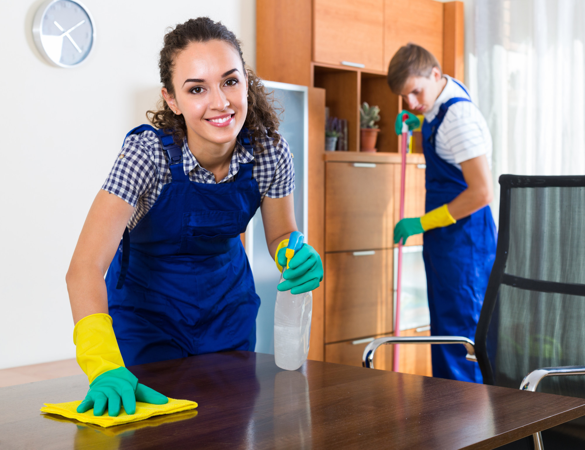 Hire a Professional House Cleaning Service