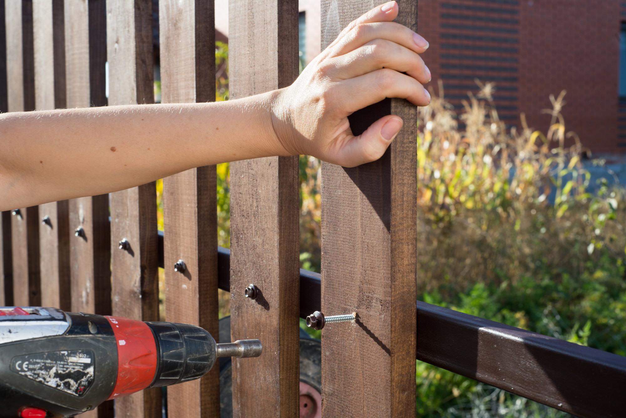 Build a Fence That Looks Great