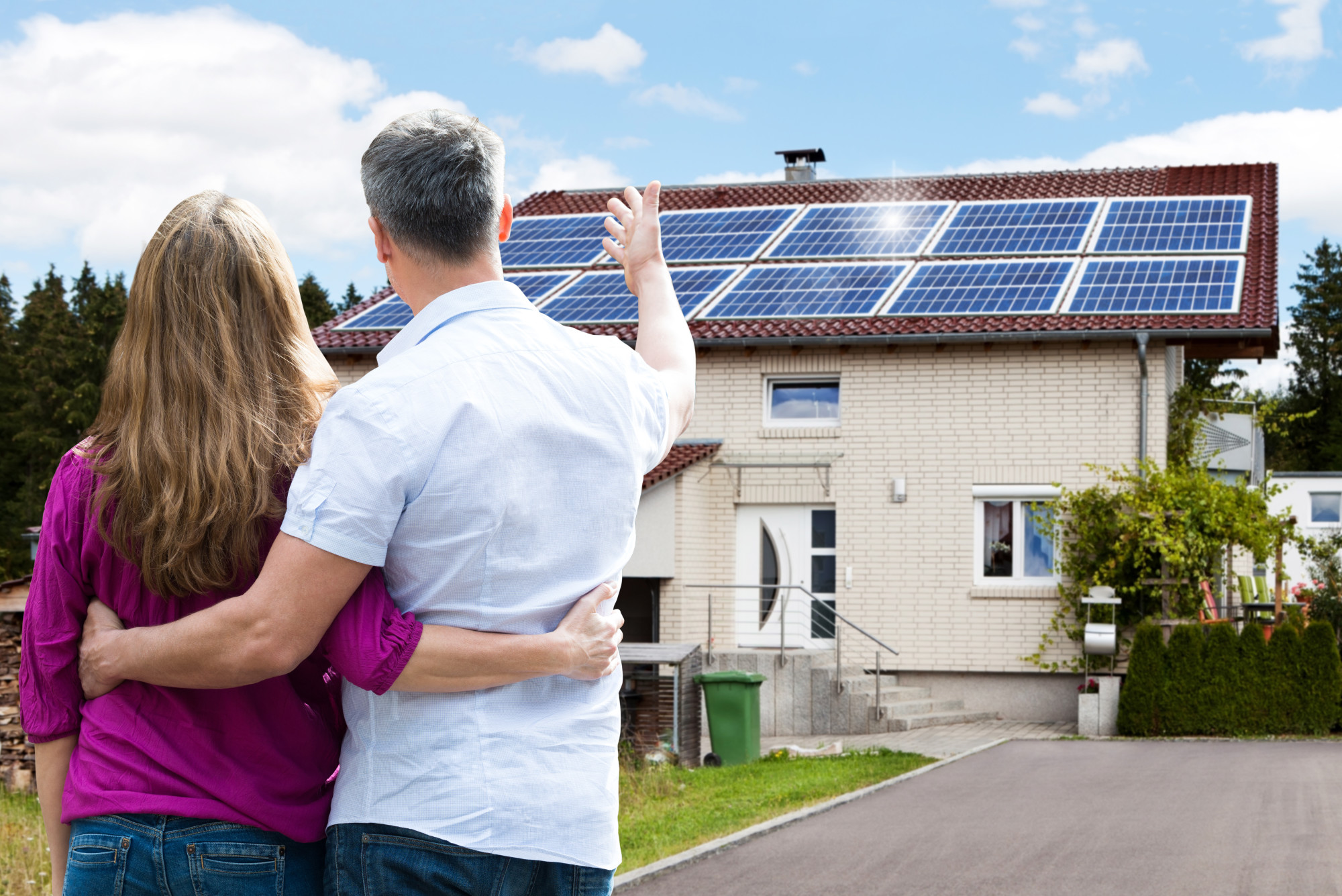Install Solar Panels at Your Home