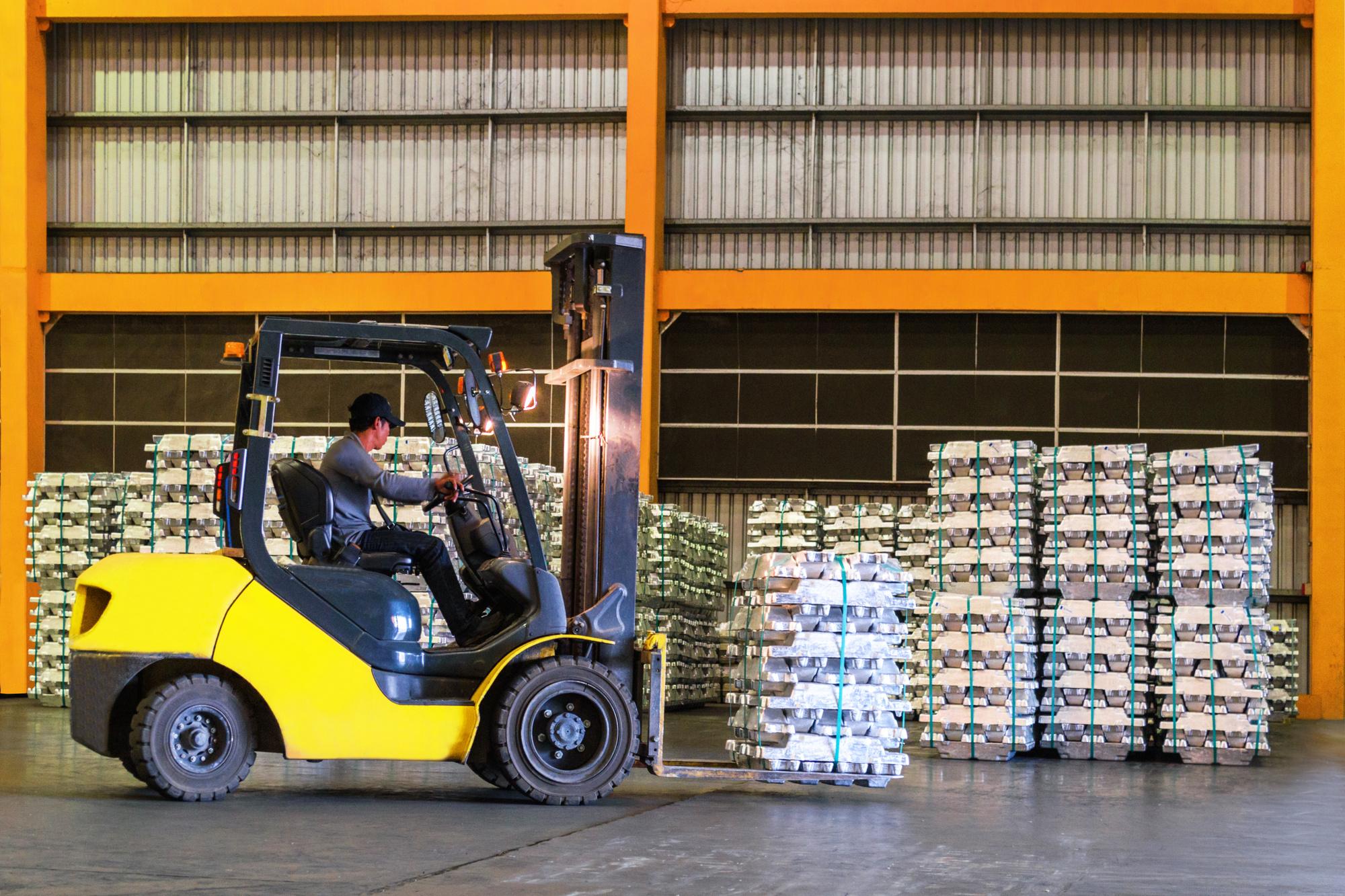 Warehouse Equipment Checklist