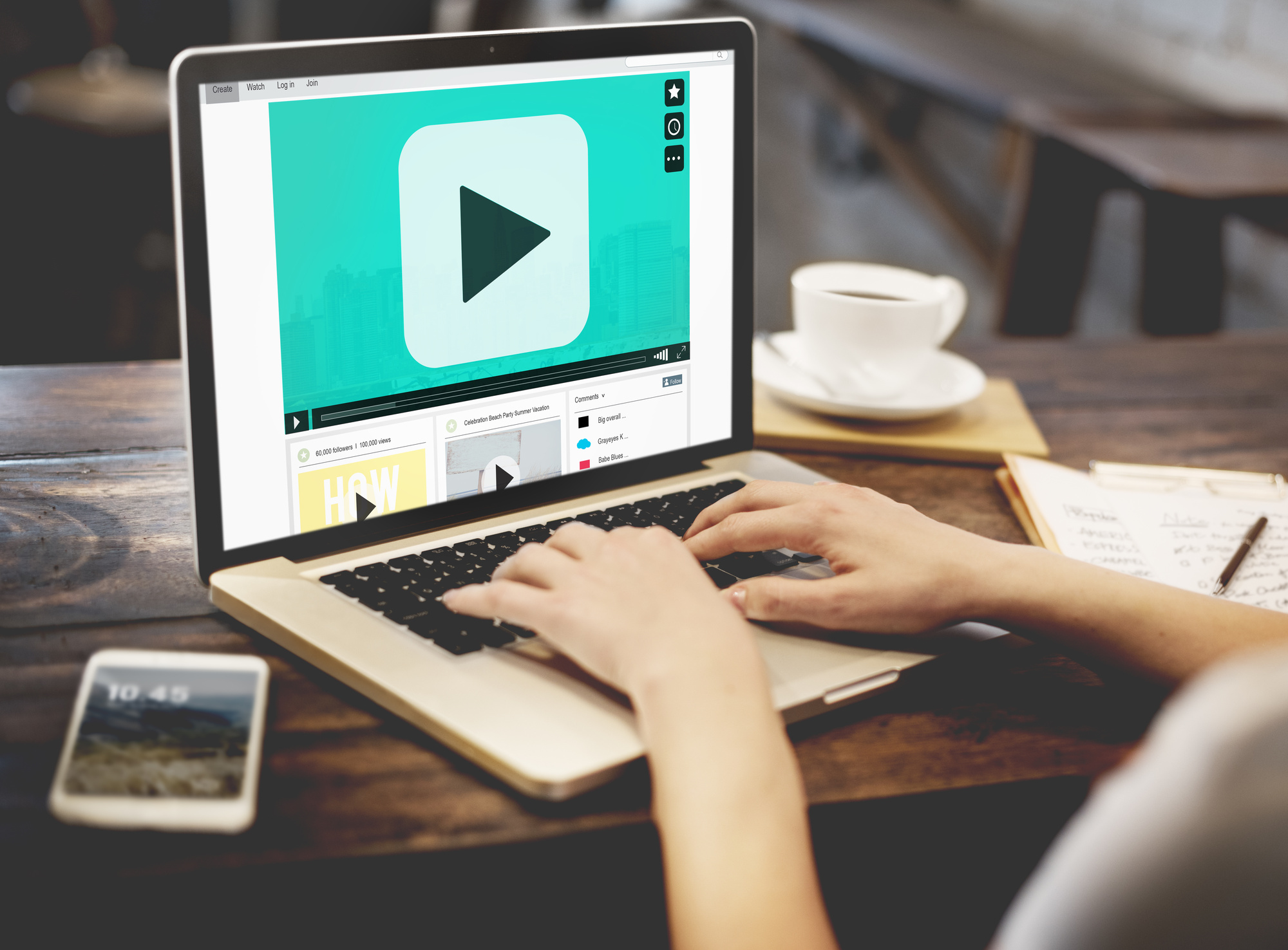 Strategy for Video Marketing