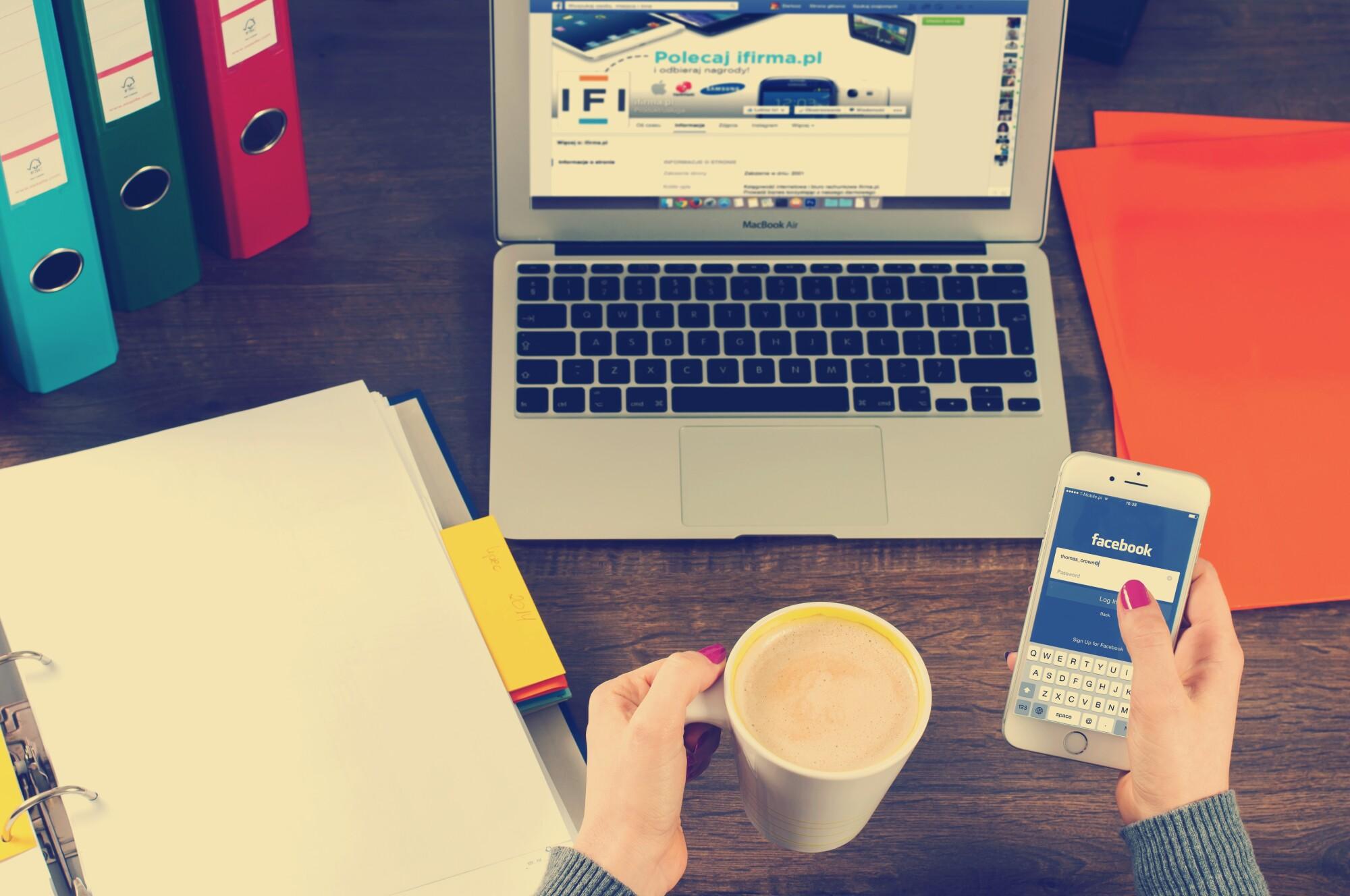 Start a Facebook Business Account