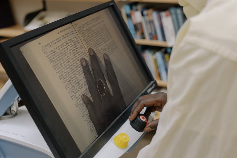 Scan Books Into Digital Format