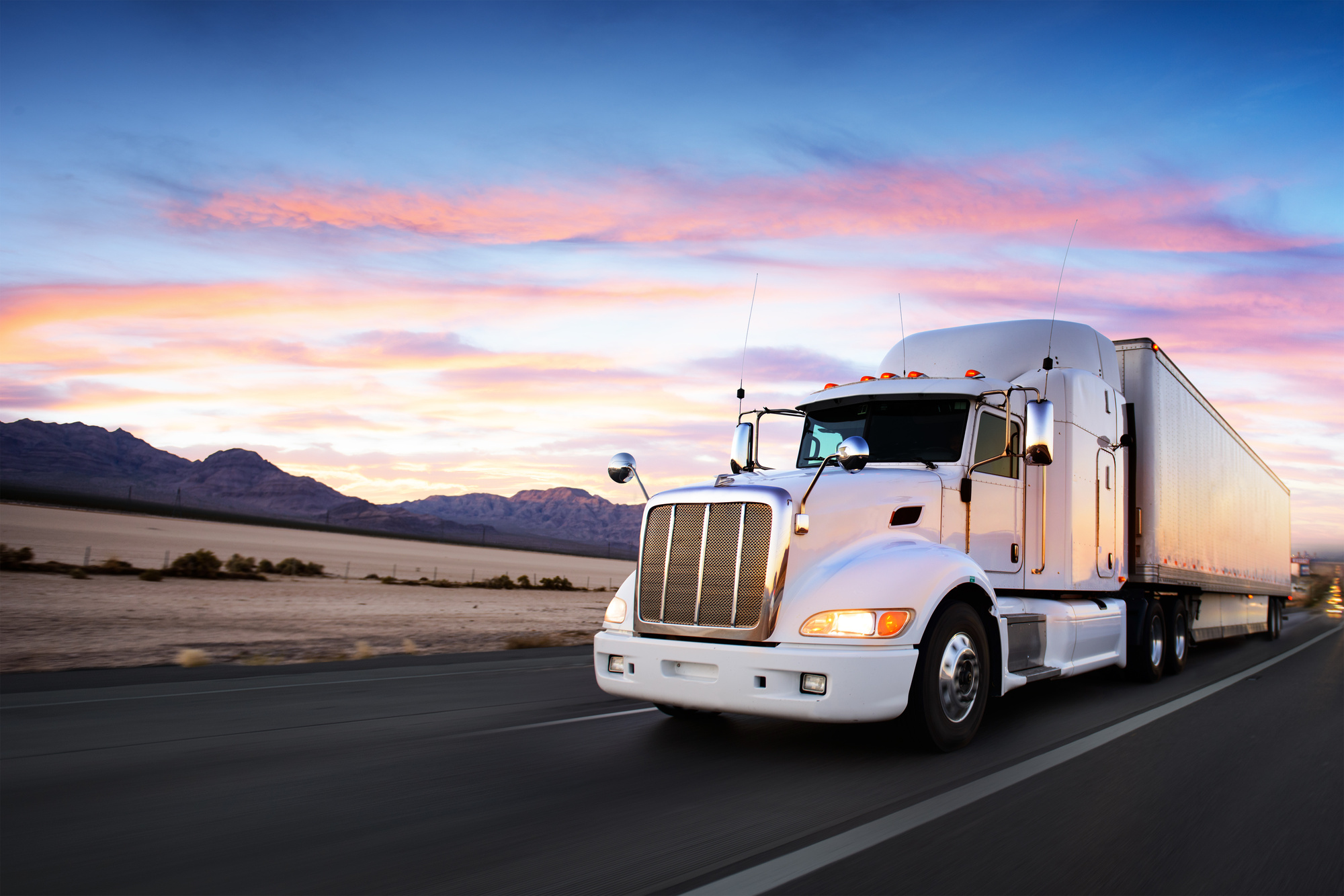Lease Purchase Trucking